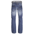 Crosshatch Men's New Baltimore Denim Jeans - Light Wash: Image 2