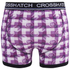 Crosshatch Men's Pixflix 2-Pack Boxers - Purple: Image 4