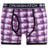 Crosshatch Men's Pixflix 2-Pack Boxers - Purple: Image 2