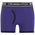 Crosshatch Men's Pixflix 2-Pack Boxers - Purple: Image 3