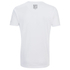 Crosshatch Herren Cerebrum T-Shirt - White: Image 2