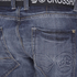 Crosshatch Men's New Embossed Techno Straight Fit Jeans - Stone Wash: Image 4