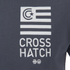 Crosshatch Men's Formalhaut Back Print T-Shirt - Periscope: Image 5