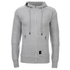 Crosshatch Men's Gixer Zip Through Hoody - Grey Marl: Image 1