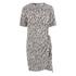 Selected Femme Women's Jenniva Dress - Silver Peony: Image 1