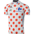 Le Coq Sportif Children's Tour de France 2016 King of the Mountains Official Jersey - Polka Dot: Image 1
