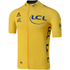Le Coq Sportif Men's Tour de France 2016 Leaders Official Premium Jersey - Yellow: Image 1
