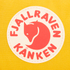 Fjallraven Kanken Mini Backpack - Warm Yellow: Image 3