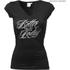 Better Bodies Women's Raw Energy T-Shirt - Black: Image 1