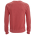Scotch & Soda Men's Garment Dyed Sweatshirt - Blazing Red: Image 2