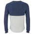 Scotch & Soda Men's Lightweight Sweatshirt - Navy/White: Image 2