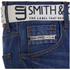 Smith & Jones Men's Furio Denim Jeans - Light Wash: Image 3