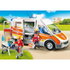 Playmobil City Life Ambulance with Light and Sound (6685): Image 2