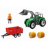 Playmobil Country Large Tractor with Trailer (6130): Image 3