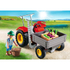 Playmobil Country Harvesting Tractor (6131): Image 2