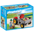 Playmobil Country Harvesting Tractor (6131): Image 1