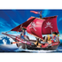Playmobil Pirates Soldier's Cannon Boat (6681): Image 2