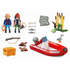 Playmobil Wild Life Inflatable Boat with Explorers (5559): Image 3