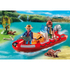 Playmobil Wild Life Inflatable Boat with Explorers (5559): Image 1