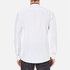 HUGO Men's Ewid Collar Detail Long Sleeve Shirt - White: Image 3