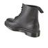 Dr. Martens Women's 1460 Mono Smooth Leather 8-Eye Boots - Black: Image 4