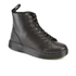 Dr. Martens Talib 8-Eye Raw Boots - Black: Image 2