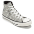 Converse Women's Chuck Taylor All Star Raffia Weave Hi-Top Trainers - Converse Natural/Parchment: Image 4