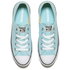 Converse Women's Chuck Taylor All Star Dainty Ox Trainers - Motel Pool/Black/White: Image 2