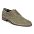 HUGO Men's C-Moder Suede Derby Shoes - Dark Beige: Image 2