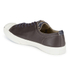 Converse Jack Purcell Men's WR Tumbled Leather Trainers - Burnt Umber/Egret: Image 4