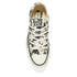 Converse Andy Warhol Chuck Taylor All Star Ox Trainers - Natural/Black: Image 3