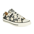 Converse Andy Warhol Chuck Taylor All Star Ox Trainers - Natural/Black: Image 2