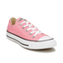 Converse Women's Chuck Taylor All Star Ox Trainers - Daybreak Pink/White/Black: Image 4