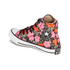 Converse Andy Warhol Chuck Taylor All Star Hi-Top Trainers - Poppy Red/Fuchsia Purple/White: Image 4