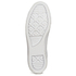 Converse Unisex Chuck Taylor All Star Leather Hi-Top Trainers - White Monochrome: Image 3