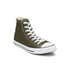 Converse Men's Chuck Taylor All Star Hi-Top Trainers - Herbal/White/Black: Image 4