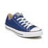 Converse Unisex Chuck Taylor All Star Ox Trainers - Roadtrip Blue/White/Black: Image 4