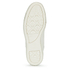 Converse Women's Chuck Taylor All Star Leather Shroud Hi-Top Trainers - Egret: Image 5