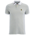 Luke 1977 Sport Men's Brahmer Luke Sport Polo Shirt - White Mix: Image 1