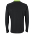 Primal Long Sleeve Henley - Black: Image 2