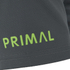 Primal Boundary Short Sleeve Henley - Black/Green: Image 3
