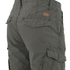 Threadbare Men's Hulk Cargo Shorts - Slate: Image 3