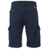 Threadbare Men's Hulk Cargo Shorts - Deep Blue: Image 2