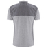 Threadbare Men's Harrisburg Coded Polo Shirt - Grey: Image 2