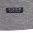 Threadbare Men's Harrisburg Coded Polo Shirt - Grey: Image 3