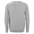 Threadbare Men's Tallin Raglan Crew Neck Jumper - Grey Marl: Image 2