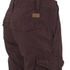 Threadbare Men's Hulk Cargo Shorts - Burgundy: Image 3