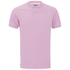 Threadbare Men's Fred Polo Shirt - Pink: Image 1