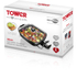 Tower T14010 Electric Saute Pan - Black - 30cm: Image 3