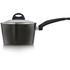 Tower T80806 Porcelain Enamel Sauce Pan - Black - 20cm: Image 2